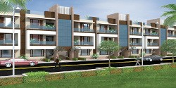3 bhk ready to move flat in cherry hills in 40 lac on vip road zirakpur call 9888777712 , 9888775612