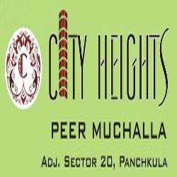 City Heights Ready To Move Flats @ 40 lac in Peer Muchhala Adj sector 20 Panchkula call-9888777712,9888775612