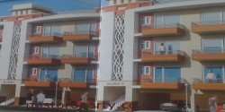 2Bhk 3Bhk Ultra Modren Flat @ 33 lac and 38 lac In Ananta  Floor (S+3) gated ,First time with Lift on Ambala High way Zirakpur