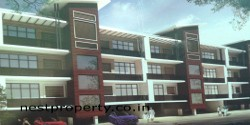 3 Bhk flat @ 37.90 lac in Pavitra Homes in Motia City On Ambala High way Zirakpur call, 9888777712,9888775612