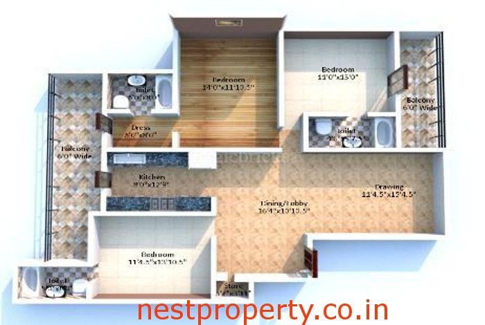 Floor-Plan-23-Chinar-Homes-