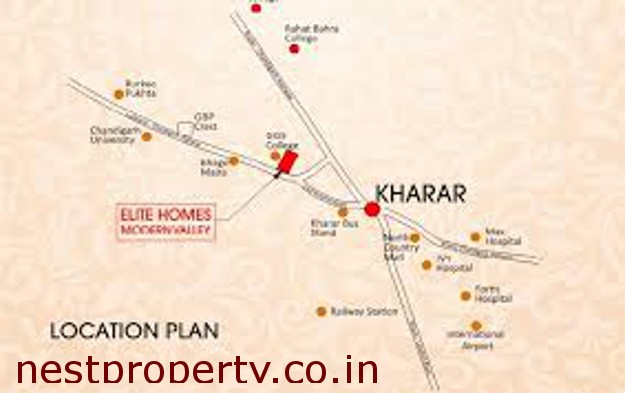 2 BHK Flats In Elite Homes