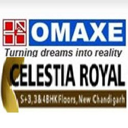 Omaxe Celestia Royal | 3Bhk 4 Bhk In Omaxe Celestia Royal Floors In New Chandigarh (Mullanpur) -Call-9888777712,9888775612