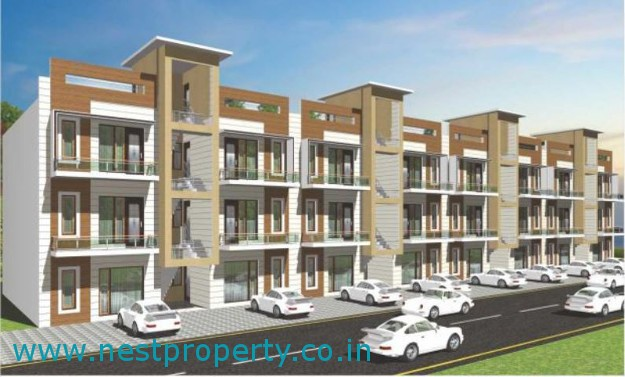 Aman Affordable Luxury 1 Homes Flats 2 BHK Ready To Move Flats In