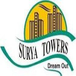Surya Tower | 2 BHK 3 BHK Ready To Move Flats for Sales In Surya Tower On VIP Road Near Savitary Height 2 Zirakpur. Call At 9418674170
