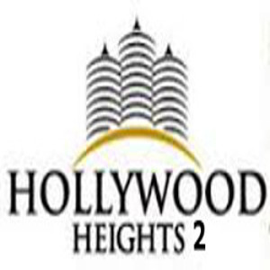 Hollywood heights 2 Flats | 3 BHK Ready to Move Luxary Flats In Hollywood Heights 2 on VIP Road Adj- Jaipuria Sunrise ,Zirakpur