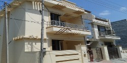 105 Sq Yards Corner Duplex -Independent House For Sale @ 58 Lac In Sharma Estate Zirakpur-call-9888775612