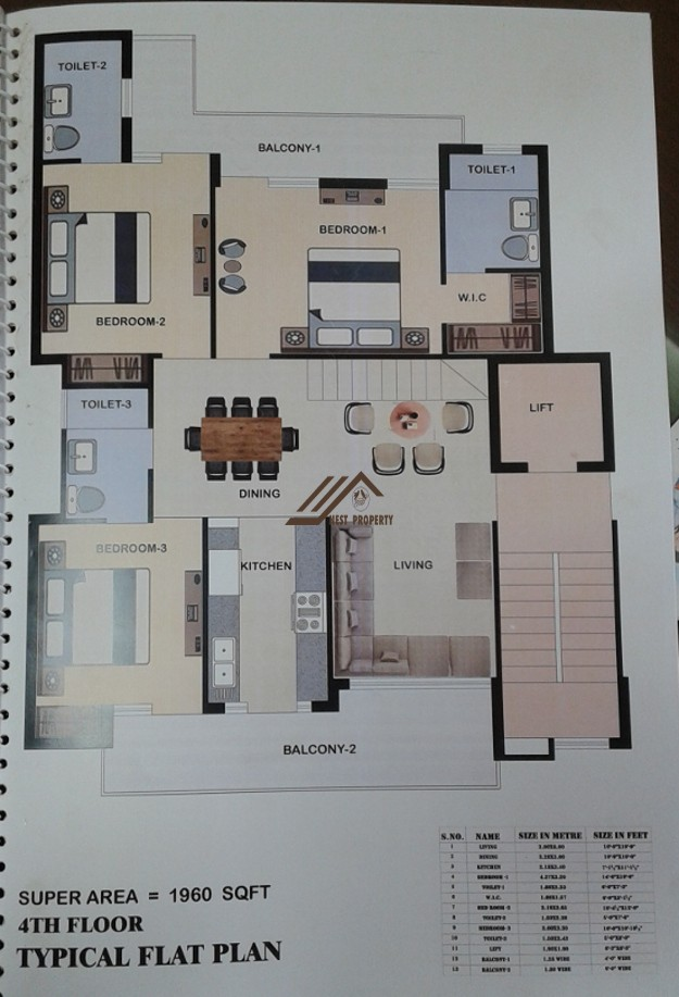 BHK Flats In Bliss Orra Motia Royal City