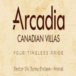 3 BHK Duplex In Arcadia Canadian Villas in Sector 124, Sunny Enclave Kharar – Call 9888775612 ,9888777712