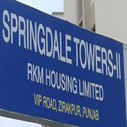 Springdale Tower Flats | 2 BHK, 3BHK Ready to Move Flats in Spring dale Tower 11 Near Surya Tower ,VIP Road Zirakpur