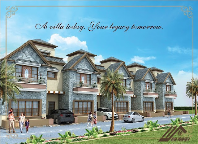3 BHK Duplex In Arcadia Canadian Villas