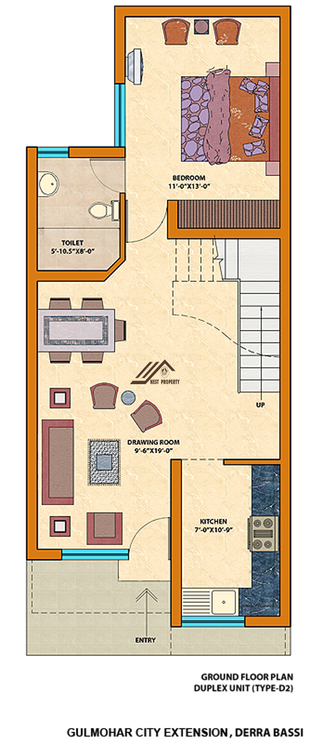 duplex_ground_floor_plan