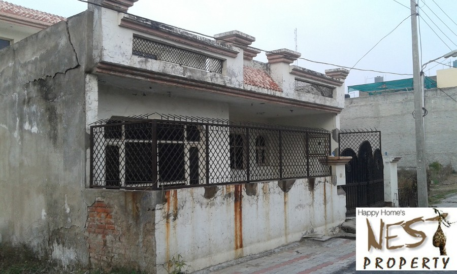 220 Sq yards Kothi for sale-independent house for sale in zirakpur @ 55 lac near chandigarh -Ambala high way