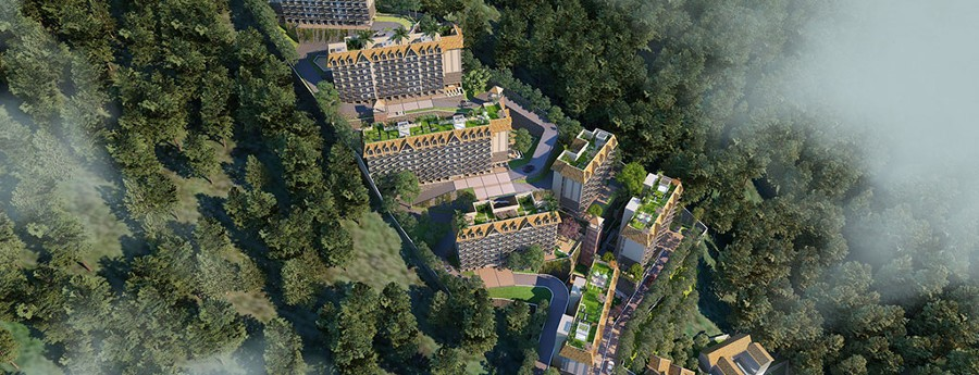 Flats In Kasauli