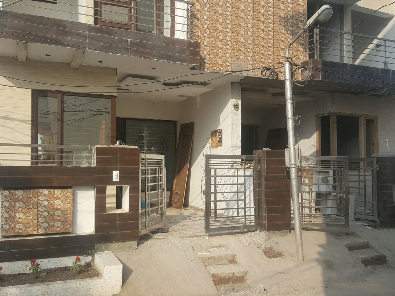 Duplex For Sale In MS Enclave Dhakoli | 125 Sq Yards Independent House – Duplex @ 65 lac in MS Enclave Dhakoli Zirakpur call-9888777712 ,9888775612