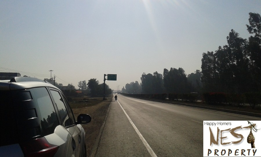 Land For Sale On Chandigarh-Delhi High way  Derabassi Call-9888775612, 9888777712