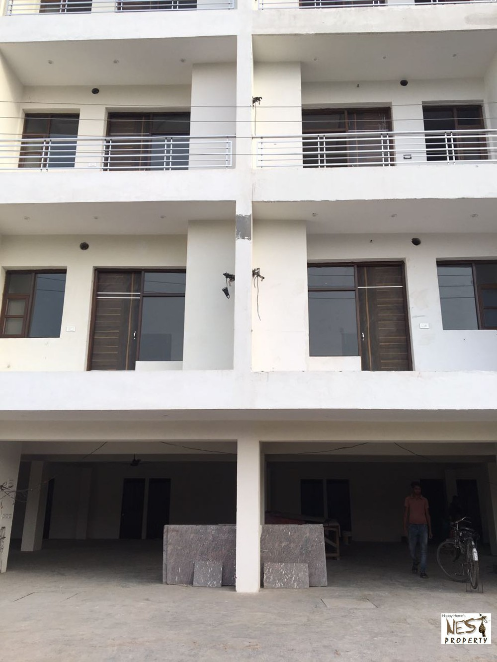 3 BHK Flats in Zirakpur, Ready To move apartment @ 27 lac In A-Class Homes,  Patiala Road Zirakpur, Call – 9888775612,9888777712