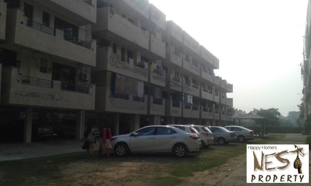 3 BHK Flat In Chandigarh